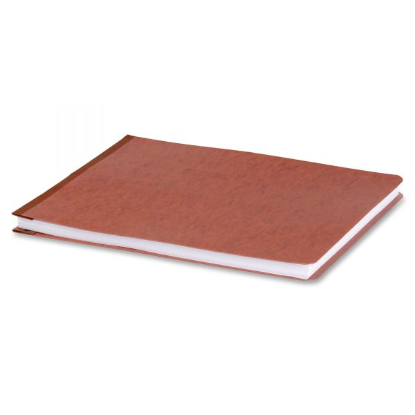 Acco Rust Red Pressboard Report Cover