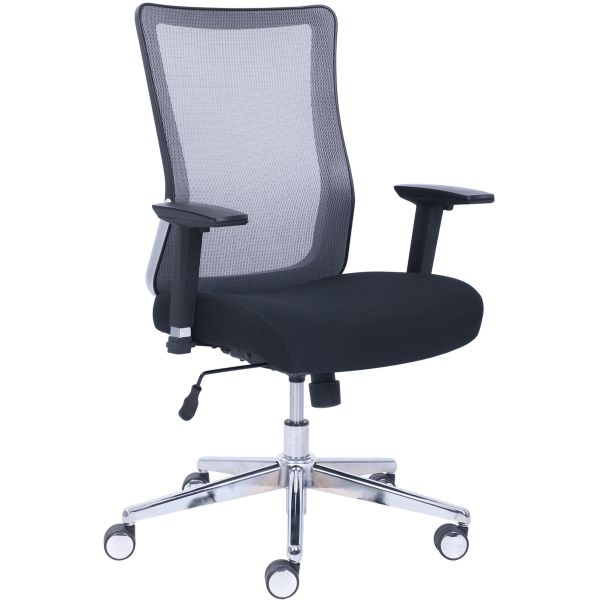 Strange Lorell Mesh Back Rolling Chair Alphanode Cool Chair Designs And Ideas Alphanodeonline