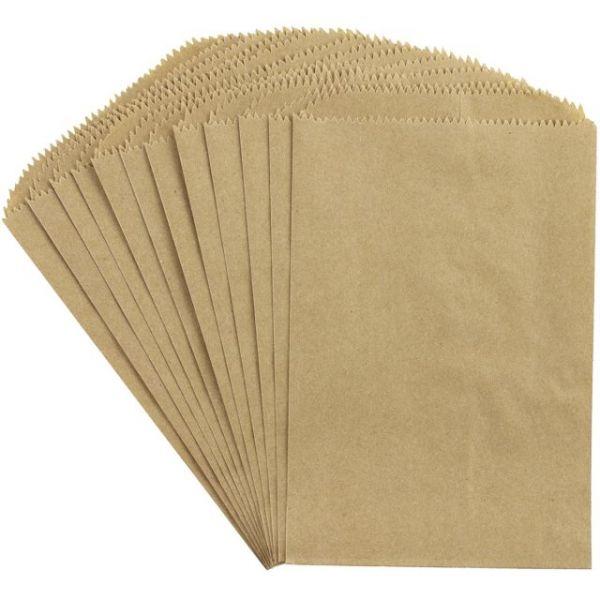 Medium Kraft Bags