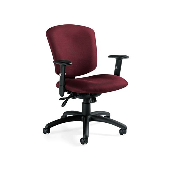 Global Supra X Series Medium-Back Tilter Chair