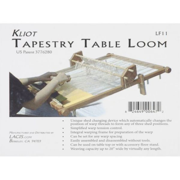 Kliot Tapestry Loom 20""