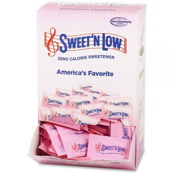 Sweet'N Low Sugar Substitute Packets