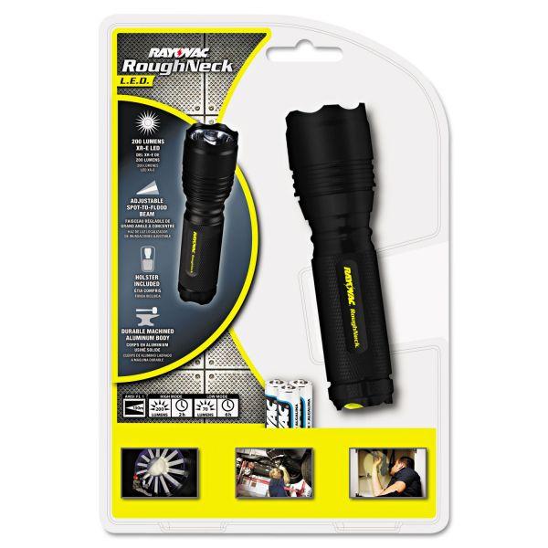 Rayovac Rough Neck LED Flashlight