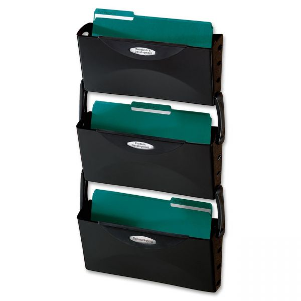 Rubbermaid Ultra Hot Hanging Wall File Pockets