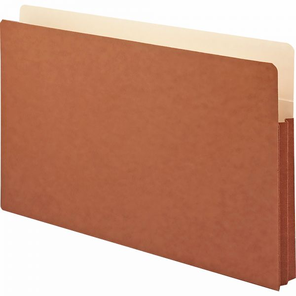 Smead Redrope Expanding File Pockets with Tyvek-Lined Gusset