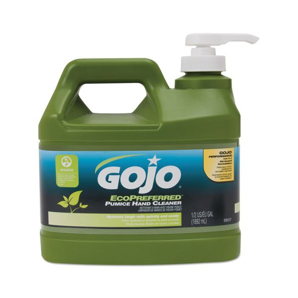 Gojo Ecopreferred Pumice Hand Cleaner