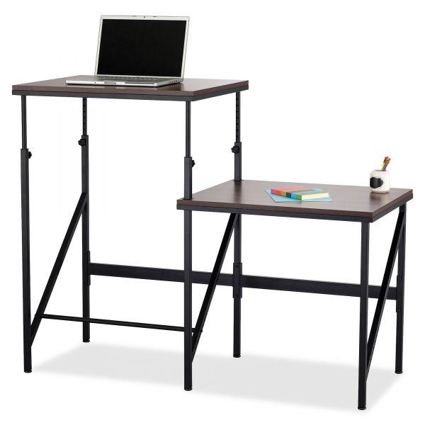 Safco Bi-Level Stand/Sit Desk