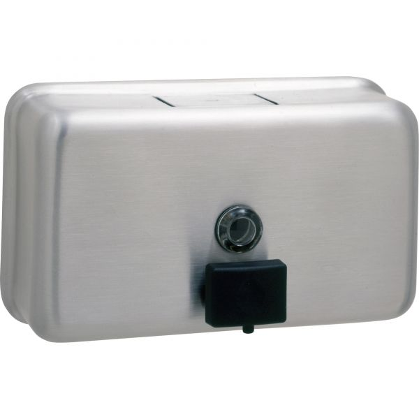 Bobrick ClassicSeries Surface-Mounted Liquid Soap Dispenser