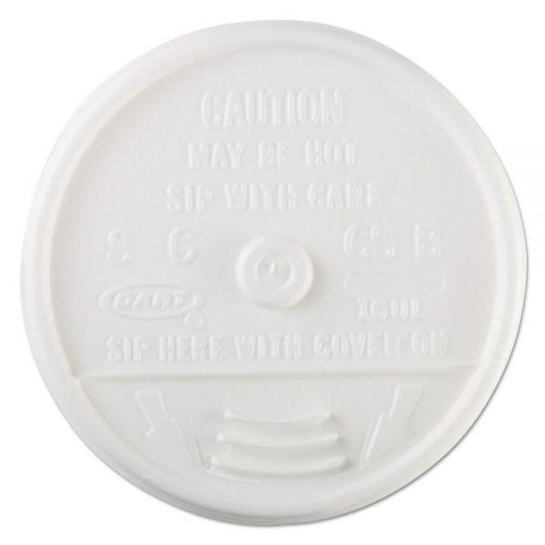 Dart Sip-Thru Coffee Cup Lids