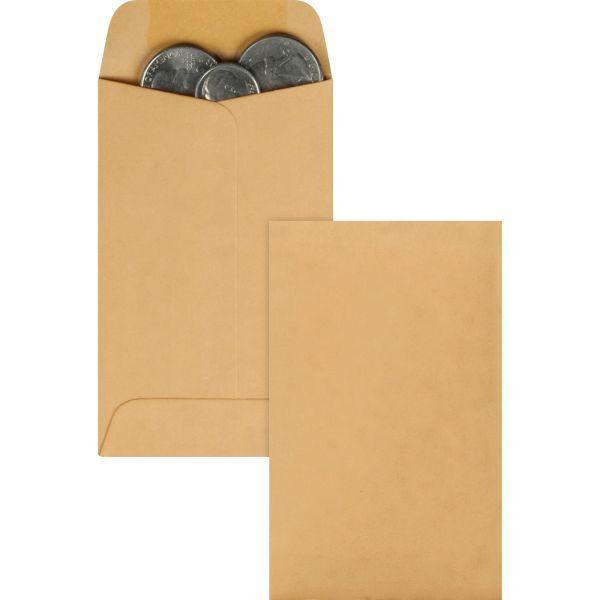 Quality Park #3 Coin Envelopes