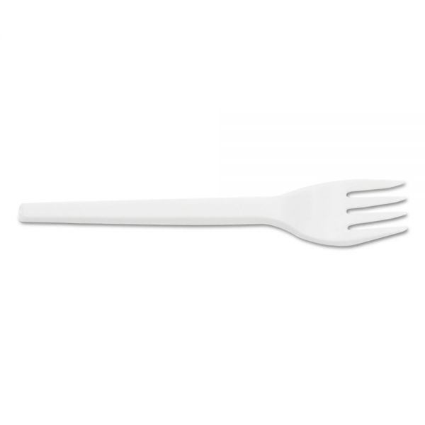 NatureHouse Biodegradable Plastic Forks