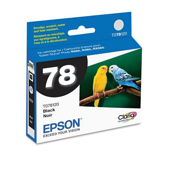 Epson 78 Black Ink Cartridge
