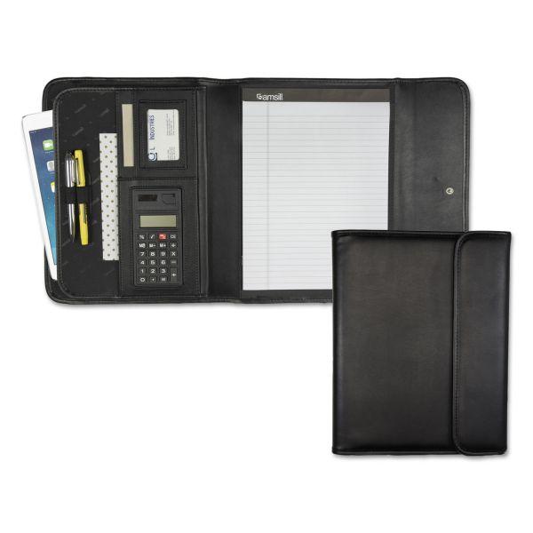 Samsill Sterling Tri-Fold Pad Folio