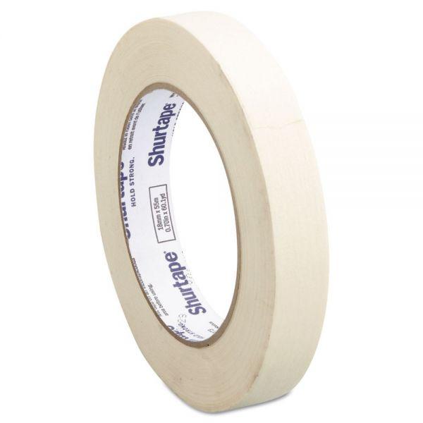 """Shurtape Utility Grade 3/4"""" Masking Tape"""
