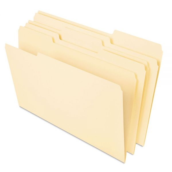 Universal One Heavyweight File Folders