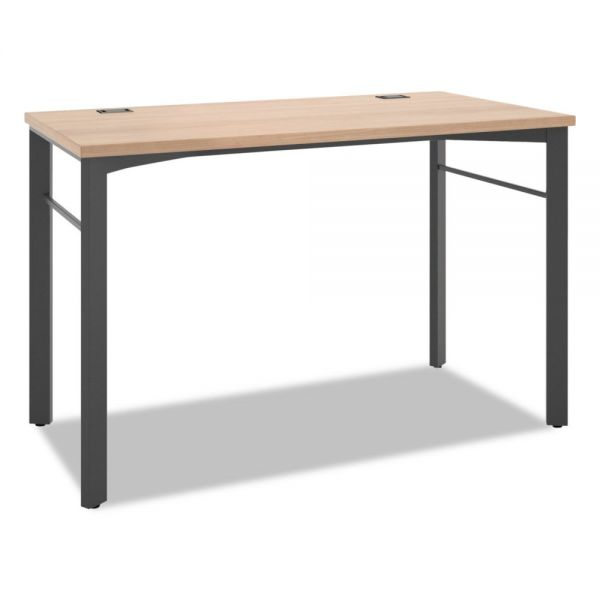 "HON Manage Table Desk | 48""W x 23-1/2""D"