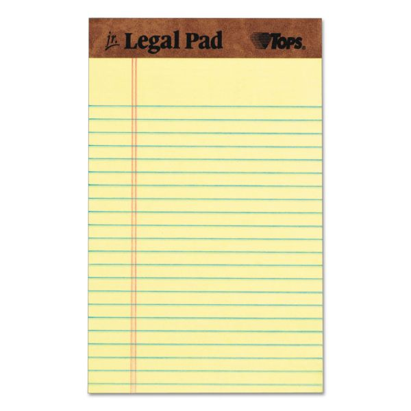 TOPS Junior Legal Pads