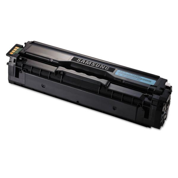 Samsung C504 Cyan Toner Cartridge (CLTC504S)