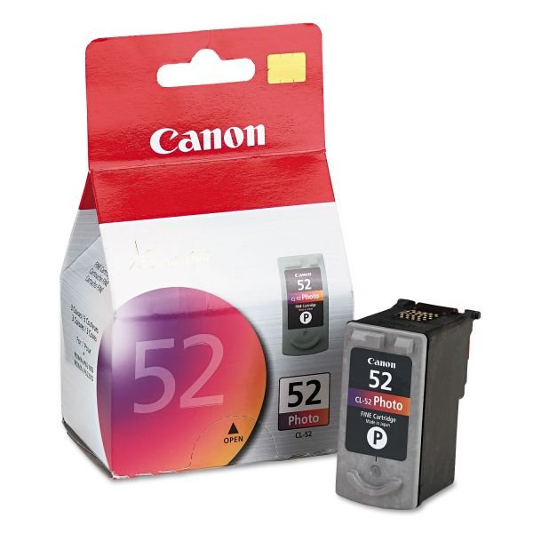 Canon CL-52 Photo Ink Cartridge (0619B002)