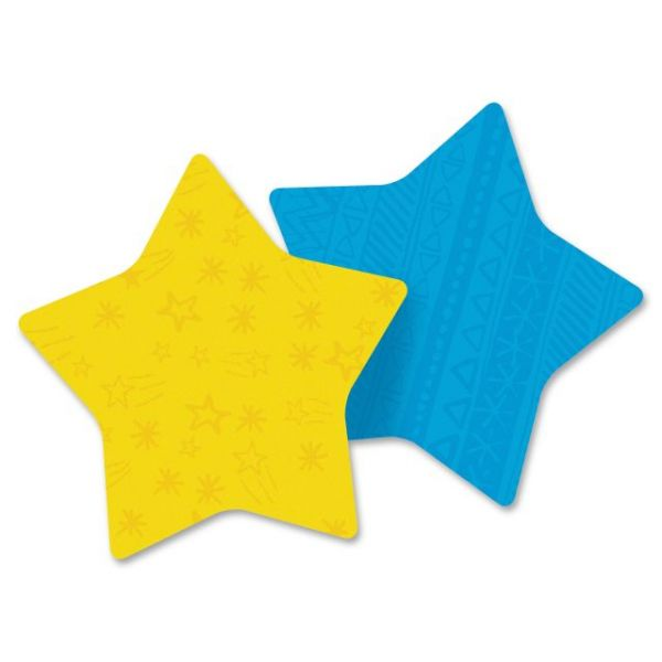 Post-it Star Adhesive Note Pads