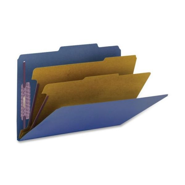 Smead PressGuard Classification Folders