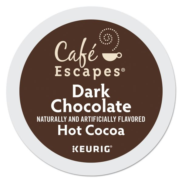 Café Escapes Hot Chocolate K-Cups