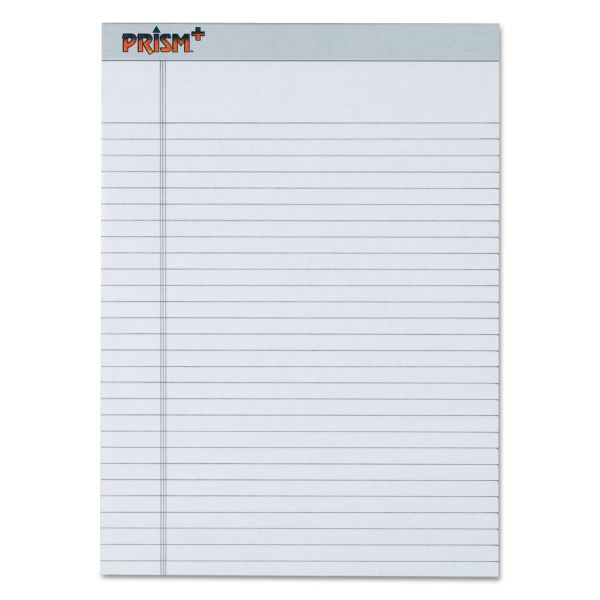 TOPS Prism Plus Letter-Size Legal Pads