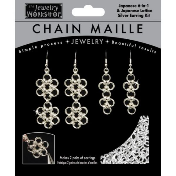 Chain Maille Jewelry Kit