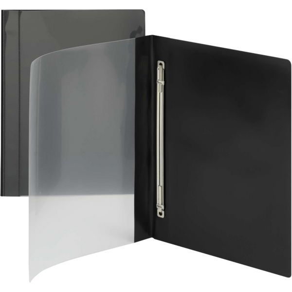 Smead Poly Clear Front Report Covers