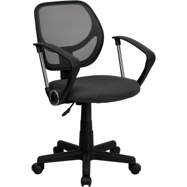 Flash Furniture Mesh Task Chair with Arms
