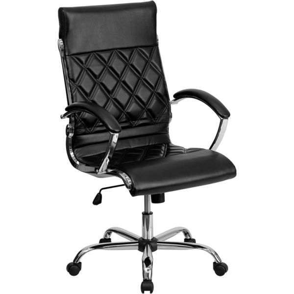 Flash Furniture High Back Designer Executive Swivel Office Chair