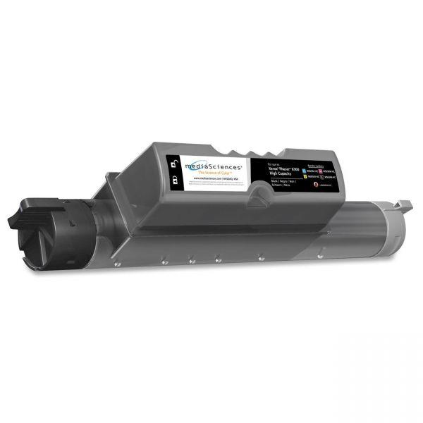 Media Sciences Remanufactured Xerox 106R01221 Black Toner Cartridge