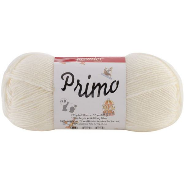 Premier Primo Yarn - Cream