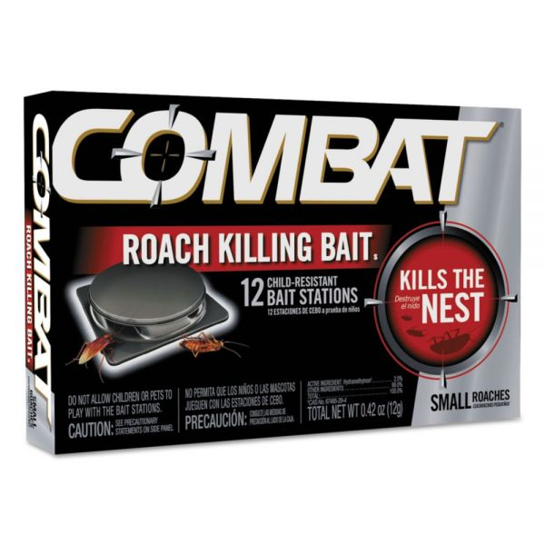 Combat Small Roach Killing Bait Stations