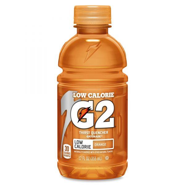 Gatorade Quaker Foods G2 Orange Sports Drink