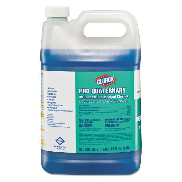 Clorox Pro Quaternary All-Purpose Disinfectant Cleaner