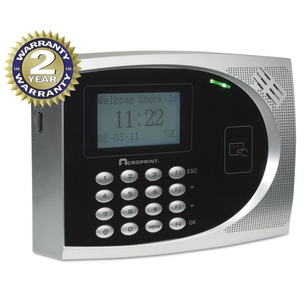 Acroprint Time Q-Plus Proximity Attendance System