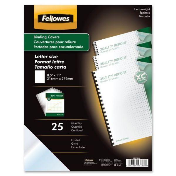 Fellowes Futura Premium Presentation Binding Covers