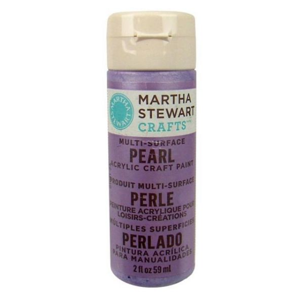 Martha Stewart Pearl Acrylic Craft Paint