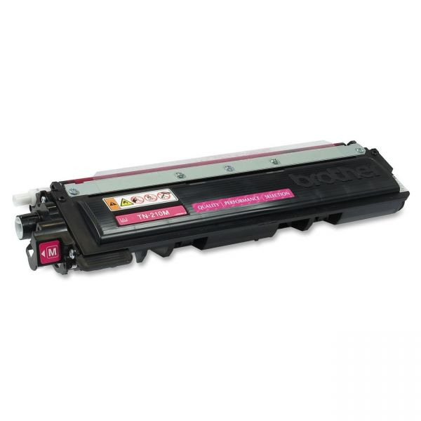West Point Products Remanufactured Brother TN-210M Magenta Toner Cartridge