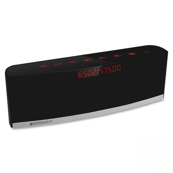 Spracht BluNote Pro Bluetooth Portable Wireless Speaker Phone