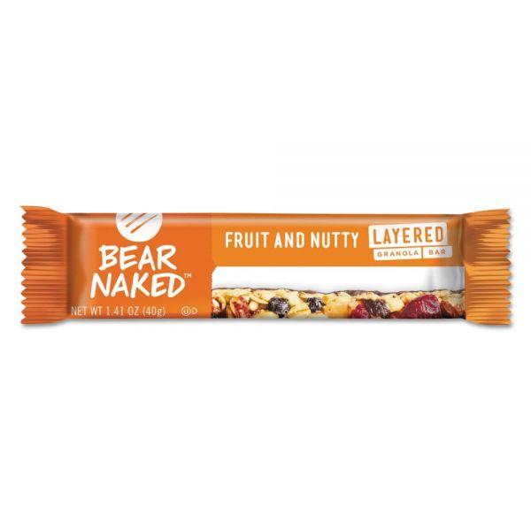 Bear Naked Layered Bars