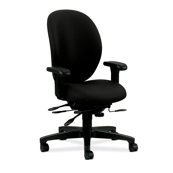 HON Unanimous High-Back Task Chair | Asynchronous-Tilt