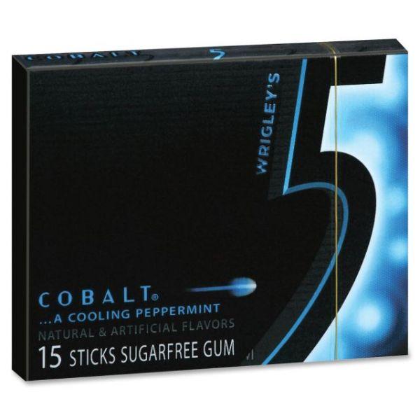Wrigley's '5' Cobalt Sugar-Free Gum