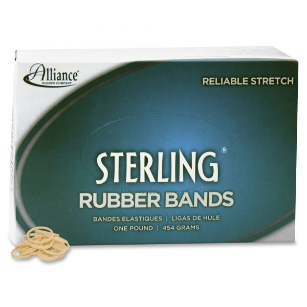 Sterling #8 Rubber Bands
