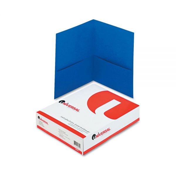 Universal Two Pocket Folders