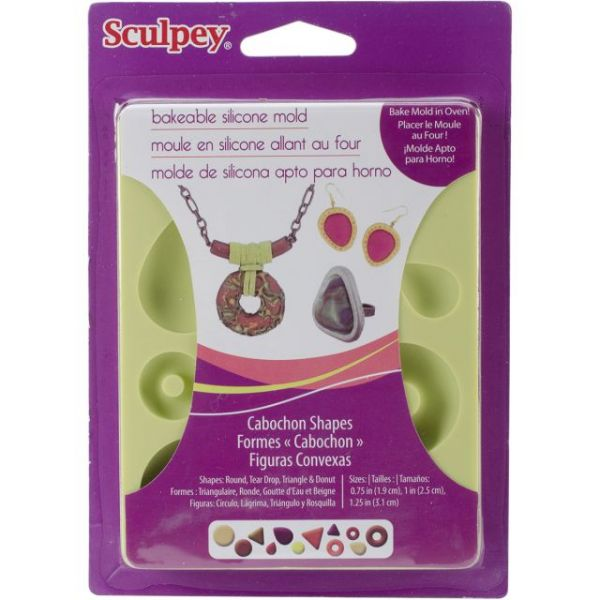 Sculpey Silicone Bakeable Mold