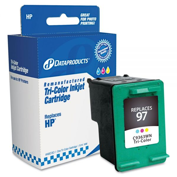 Dataproducts Remanufactured HP 97 Color Ink Cartridge