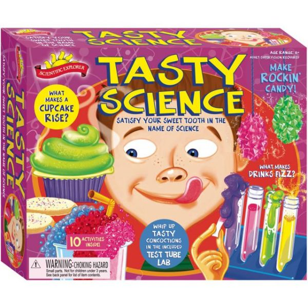 Scientific Explorers Tasty Science Kit
