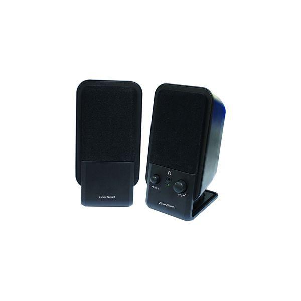 Gear Head SP2600ACB 2.0 Speaker System